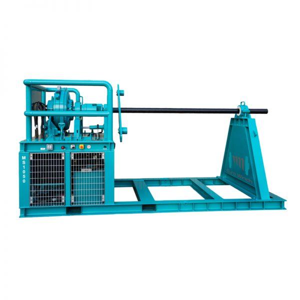 35 ton WLL Diesel Spooling Winch