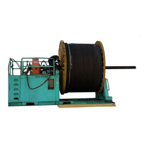 80 ton Spooling Winch