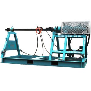 6ton WLL Pneumatic Spooling Winch