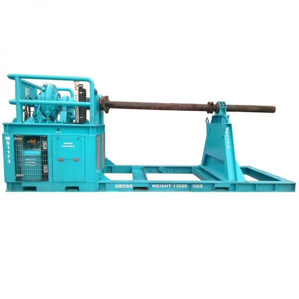 75 ton Spooling Winch