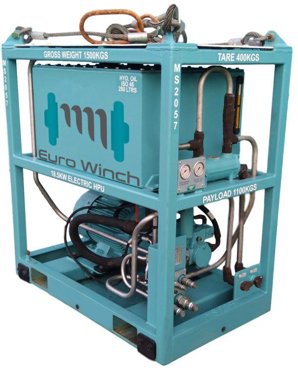 18.5kW Electric HPU