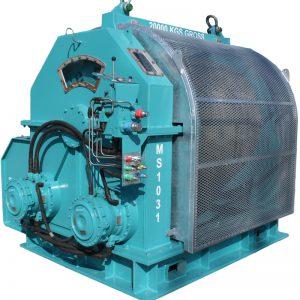 55 ton WLL Drum Winch