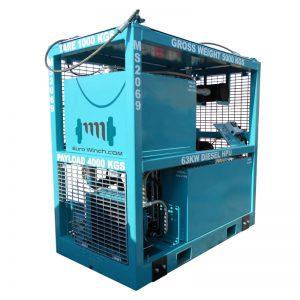 63kW Diesel Safe Area HPU