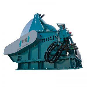 80 ton WLL Drum Winch