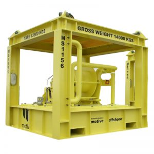 Subsea Winches