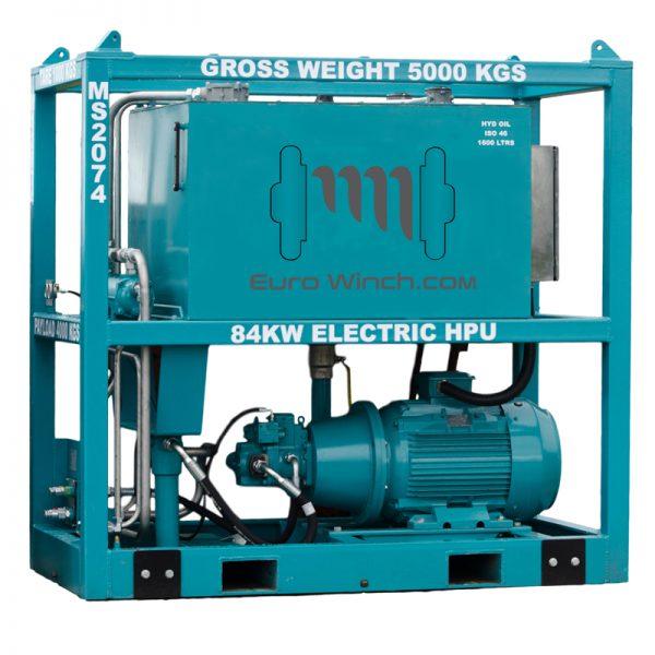 84kW Electric HPU